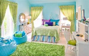 Bedroom: Beautiful Wall Colors For Kids Rooms By Blue Wall