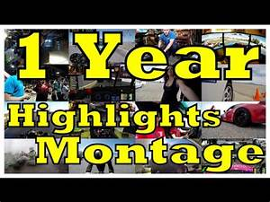 Racing Highlights Montage of My 1st Year on Youtube - YouTube