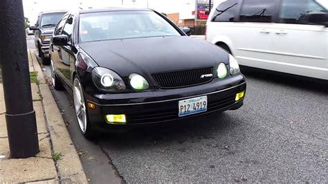 Remyrick Dropped Lexus Gs On 22s