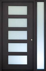 Interior doors and exterior doors, contemporary wood doors ...