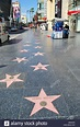 Hollywood Walk of Fame, Hollywood Boulevard, Hollywood ...