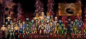 The gallery for --> Mortal Kombat 9 Cyrax Human