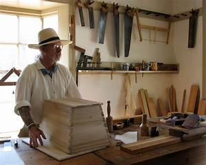 The Village Carpenter: Joiners and Cabinetmakers at