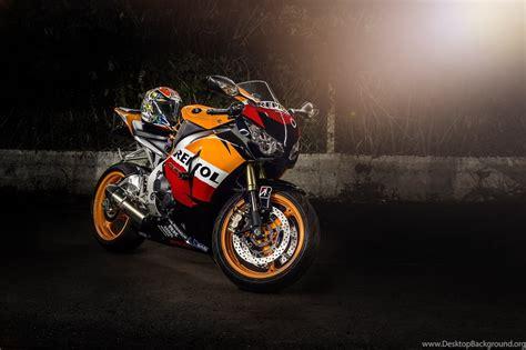 Download Wallpapers Honda, Cbr1000rr, Bike, Supersport