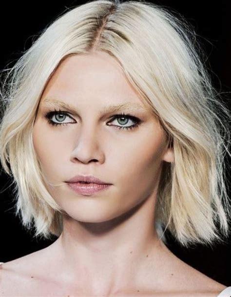 Coiffure cheveux fins visage rond - tendances 2018