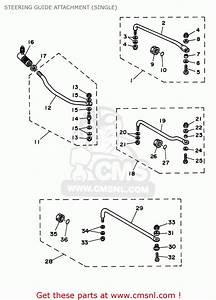 Yamaha Outboard Rigging 1994