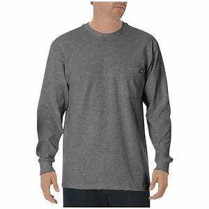 a4cc9ebc dickies long sleeved heavyweight crew neck t shirt 621543 t shirts at  sportsman 39 s guide
