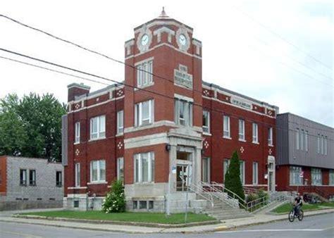 bureau culturel 钁e ancien bureau de poste de cap de la madeleine répertoire du patrimoine culturel du
