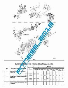 Manual Taller Servicio Chevrolet Aveo Espa U00f1ol