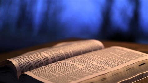 Bible Backgrounds Background Bible Pages Turning