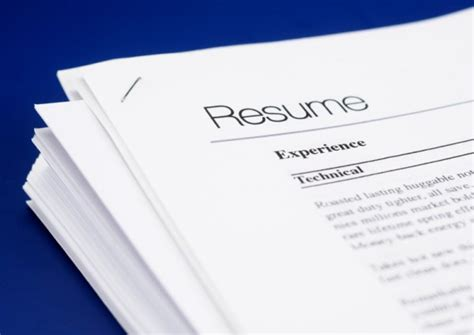 what paper to use for a resume jam