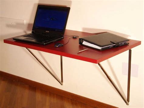 folding wall desk wall folding table to maximize empty space