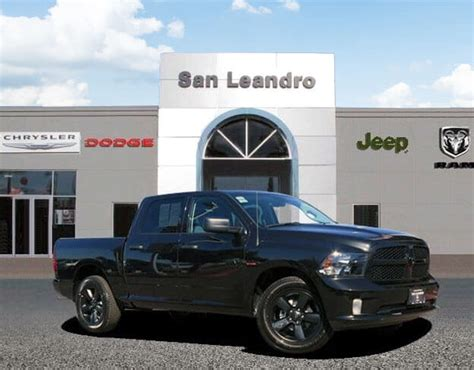 San Leandro Chrysler, Dodge, Jeep, Ram Dealership
