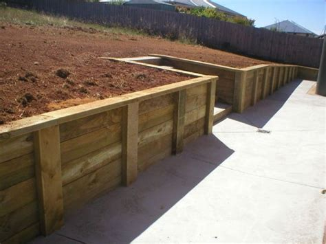 wood retaining wall cost wood retaining wall design ideas cost home designs insight wood retaining wall specifications