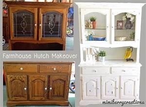 Fixer Upper Möbel : fixer upper inspired farmhouse hutch furniture redos pinterest m bel holz m bel ~ Markanthonyermac.com Haus und Dekorationen