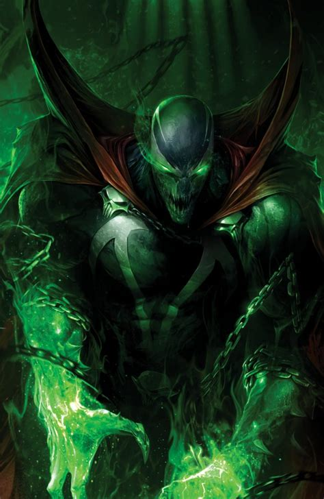 cool spawn cover  spawn issue