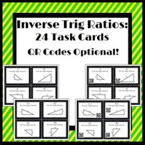 1000+ Images About Trig On Pinterest  Trigonometry, Triangles And The Unit