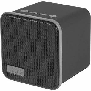 iHome iBT56 Portable Bluetooth Speaker with Speakerphone