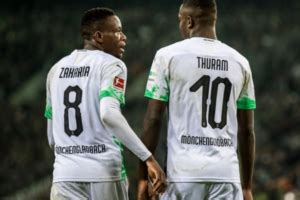 (aug 6, 1997) 6'4 192lbs. Liverpool see Denis Zakaria and Marcus Thuram as possible ...
