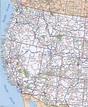 West US map