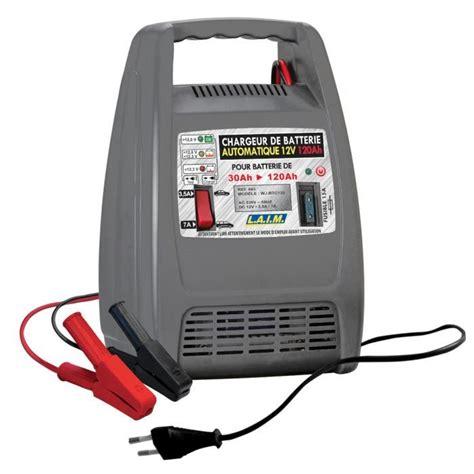 chargeur batterie 12v 120ah automatique 10a achat vente chargeur de batterie chargeur