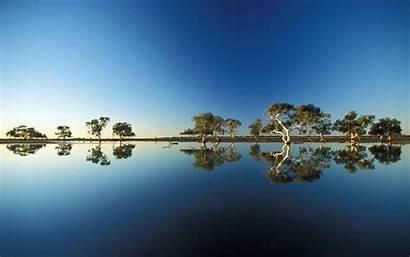 Australia Billabong Wallpapers Bing Reflection Western Perth