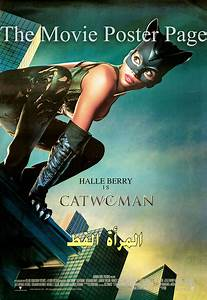 Catwoman (2004) - (Halle Berry) Egyptian film poster R, NM ...