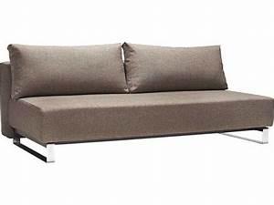 Innovation supremax sleek excess lounger sofa bed for Sleek sofa bed