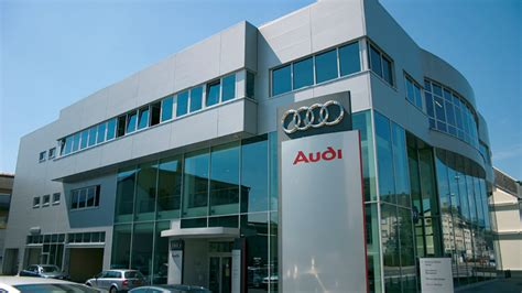 audi dealership cars audi car dealership building luxembourg