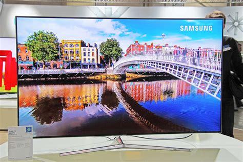 Samsung Suhd Fernseher by Samsung Ks8090 Flacher Suhd Fernseher Mit Hdr Ab 2 000