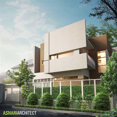 desain rumah sederhana warna ungu