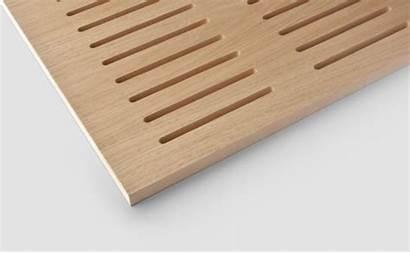 Acoustic Slotted Panels Timber Acoustics Stil Slots