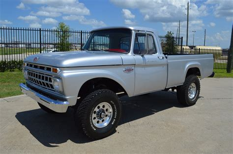 Ford F250 4x4 1965 ford f250 4x4 frank s car barn