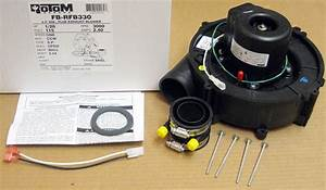 Furnace Draft Inducer Motor For Heil Tempstar 1172823