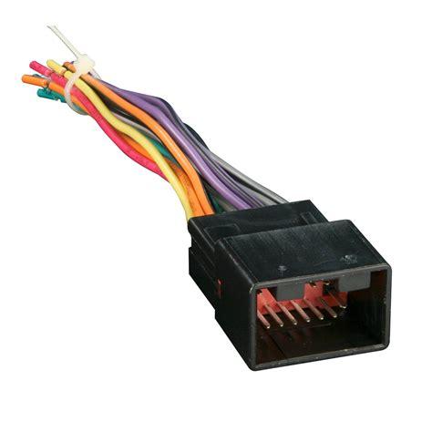 metra   radio wiring harness  fordlincolnmazda