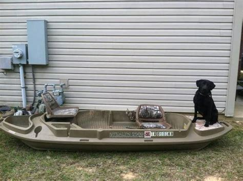 Duck Boats For Sale On Craigslist by 2006 Otter Stealth 2000 Duck Boat Duck Boat For Sale In