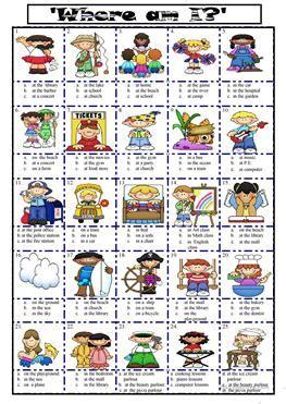 126 Free Esl Girl Worksheets