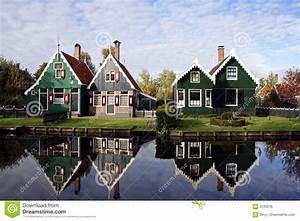 Häuser In Holland : alte holl ndische h user in holland stockfoto bild von ~ Watch28wear.com Haus und Dekorationen