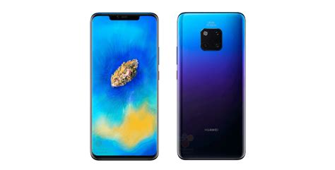 huawei mate 20 everything we so far including leaks