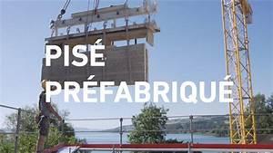 Mur En Pisé : construire en terre crue pis pr fabriqu youtube ~ Melissatoandfro.com Idées de Décoration