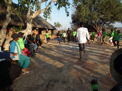 Tri Nations At Mapungubwe National Park Children In The