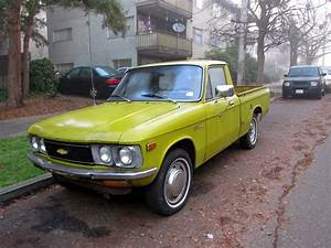 Seattle U0026 39 S Classics  1973 Chevrolet Luv Pickup