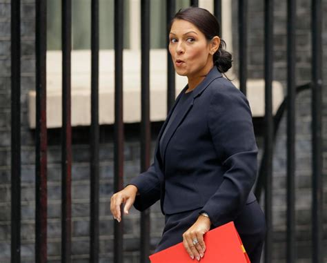 Priti Patel's cabinet future in doubt after unapproved ...