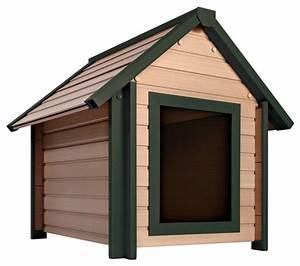 new age pet ecoflex outdoor dog house reviews houzz With modern outdoor dog house