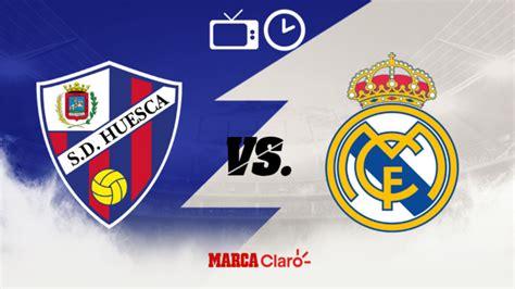 Liga Española: Huesca vs Real Madrid: Horario y dónde ver ...