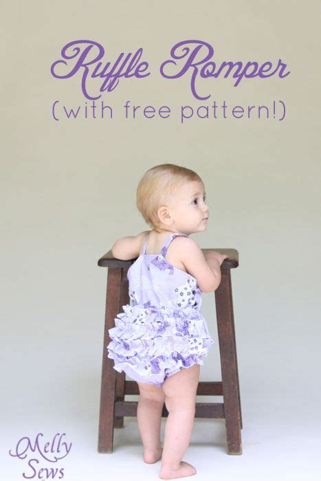 Melly Overall 17 best ideas about baby ruffle romper on baby