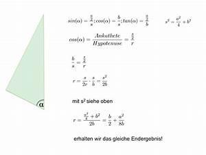 Kugel Umfang Berechnen : kreis radius berechnen kreisradius aus einer mulde im sand ~ Themetempest.com Abrechnung