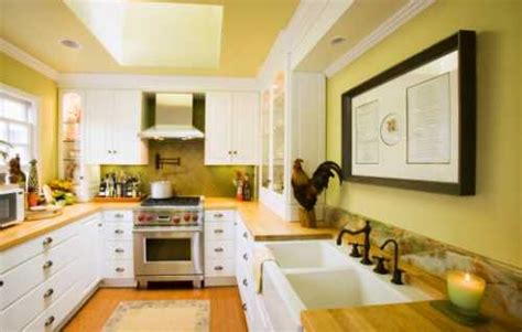 white cabinets yellow walls kitchen decoraci 243 n de cocina renueva tu espacio perder tu 1754