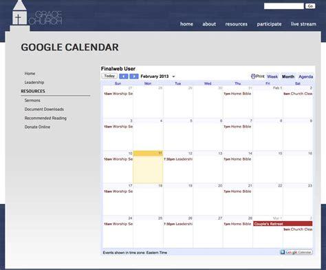 email template with google embid finalweb tips embedding a google calendar