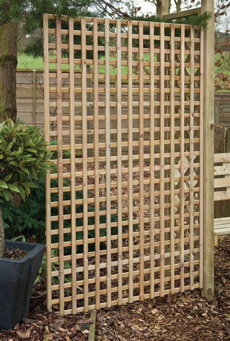 Trellis Fencing by Planed Trellis Earnshaws Fencing Centres